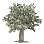 Structured Settlement Money Tree
