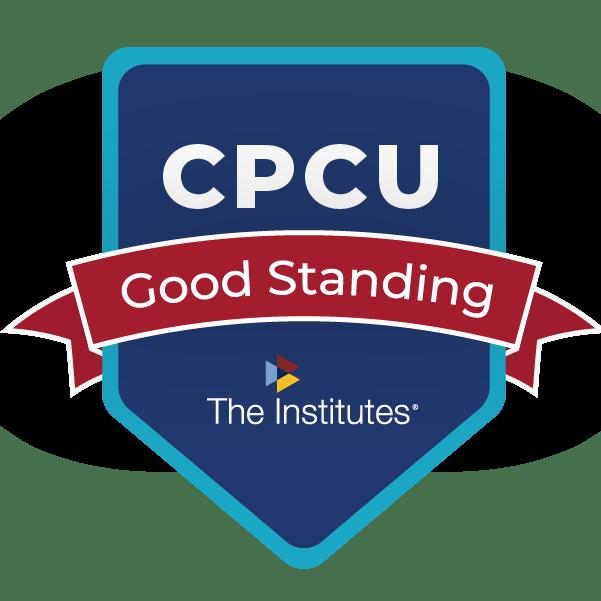 CPCU in good standing