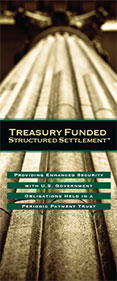 Treasury Funded Structured Settlement